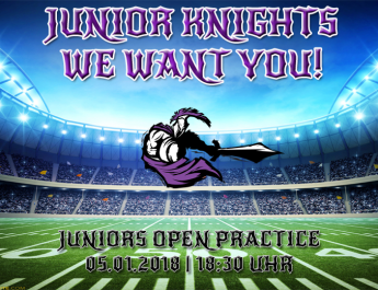 Junior Knights Open Practice
