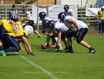 Vorbericht Berlin Knights (5-1) vs. Beelitz Blue Eagles (0-6)