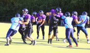 Spielbericht Berlin Knights vs. Baltic Blue Stars Rostock