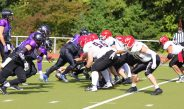 Spielbericht Berlin Knights vs. Potsdam Royals Prospects