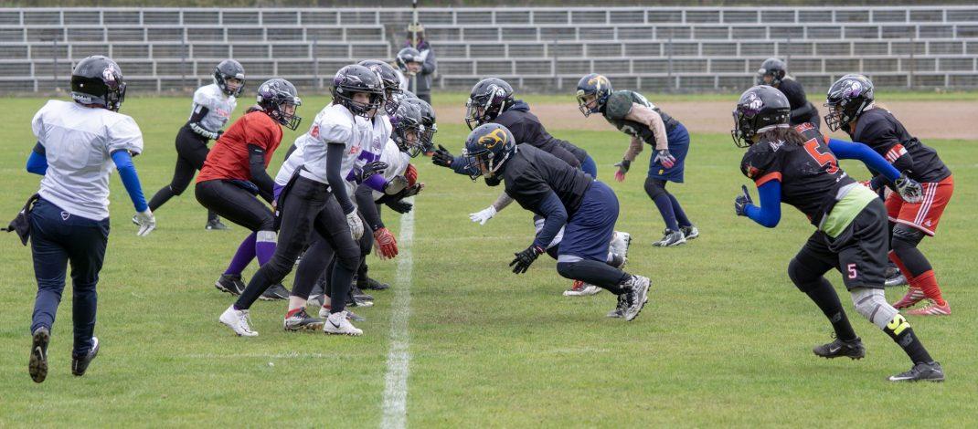 Ladies beenden Trainingslager – Coaches ziehen positives Fazit