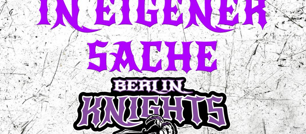 Knights stellen Weichen für die Zukunft